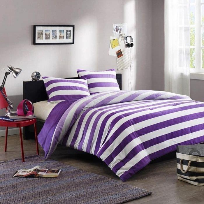 Пример качественного постельного белья размера евро