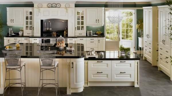 Фотообои с матовой поверхностью для кухни