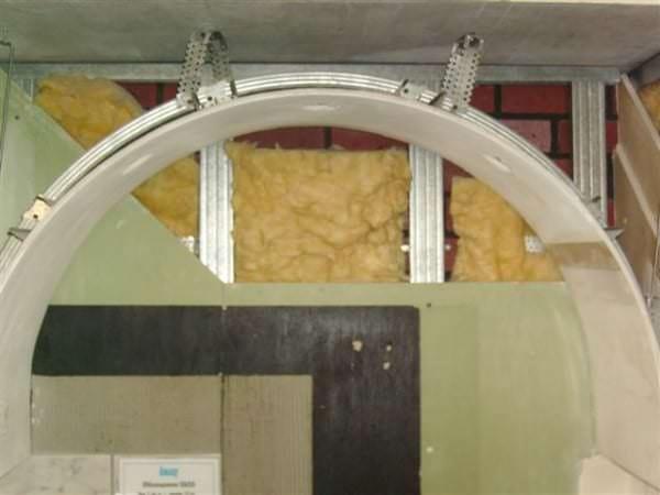 Арки из гипсокартона в зал своими руками: фото и подробная инструкция