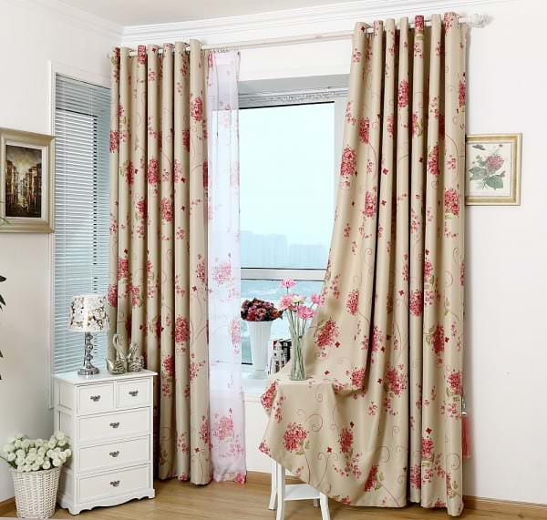 New-arrival-Curtains-For-living-Room-Bedroom-Blackout-Tulle-Window-Treatment-drapes-For-Kitchen-Rustic-Floral
