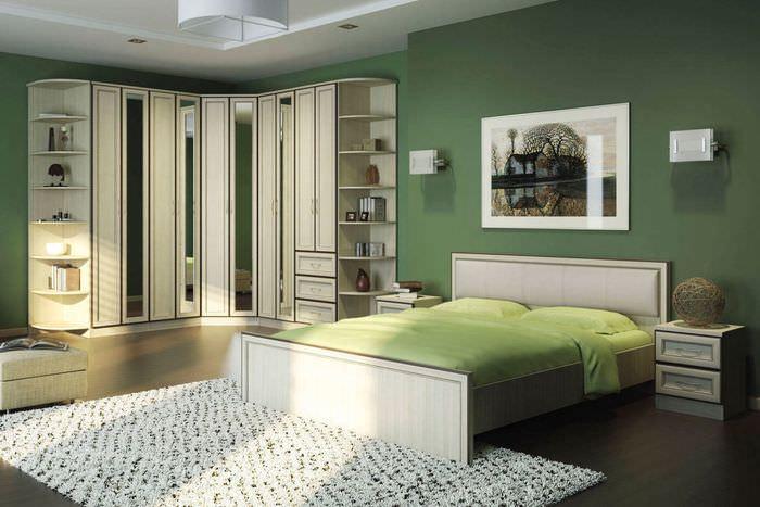 Мебельные гарнитуры для спальни