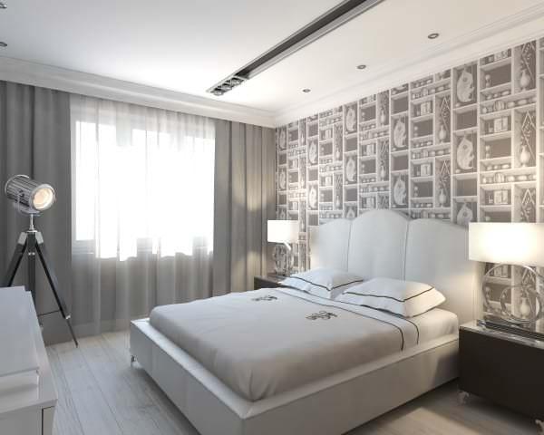 Уютная спальня 18 кв. м.: фото, дизайн интерьера, красота, функциональность
