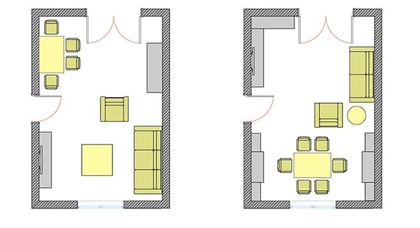 Концепция помещения