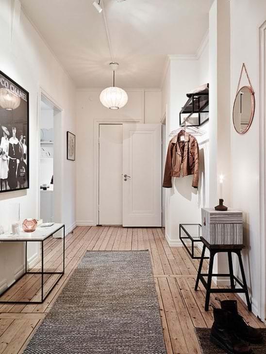 Особенности скандинавской стилистики в дизайне интерьеров