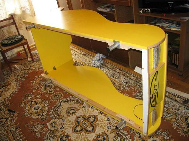 Детская кровать-машинка для мальчика своими руками