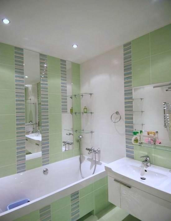 Маленькая ванная комната 3 кв метра: дизайн, фото, аксессуары, цветовая гамма
