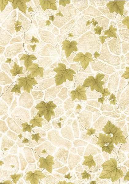 Каталог светлых обоев с растительным орнаментом Эрисман для дома