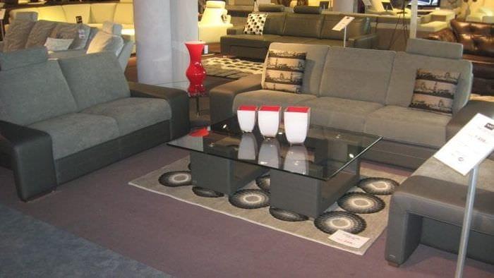 Модульные системы для украшения гостиной
