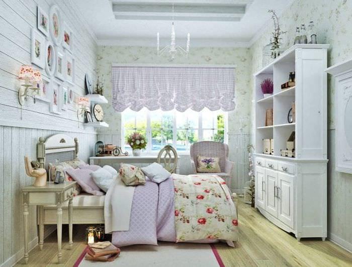 Детская в стиле прованс для девочки: характеристики, рекомендации