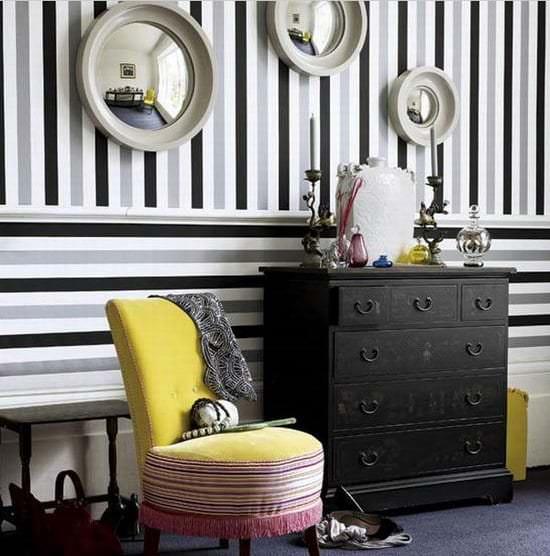 Сочетание стиля прихожей с общим дизайном квартиры