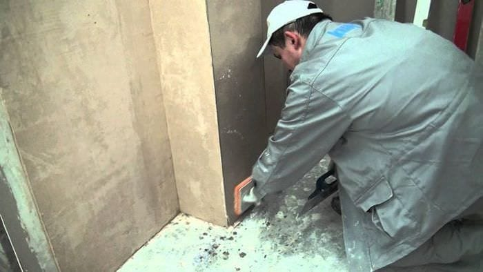 Технология правильной подготовки стен для декора обоями