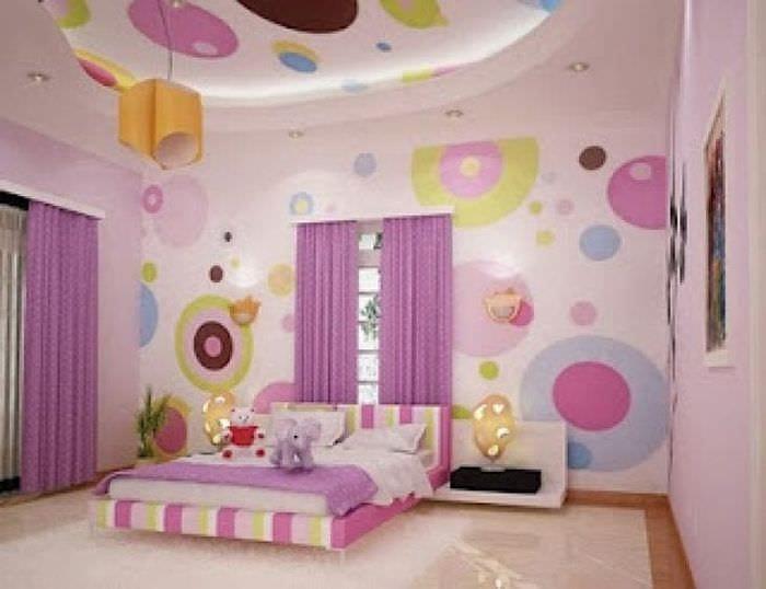 Обои для детской комнаты для мальчика: фото, рекомендации, видео, идеи