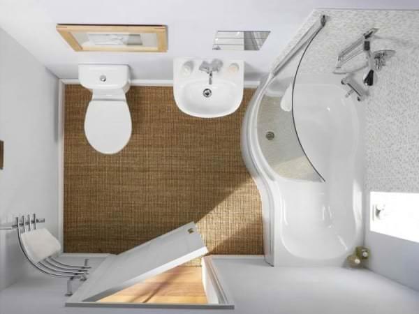 Дизайнерские решения с цветом, светом и зеркалами
