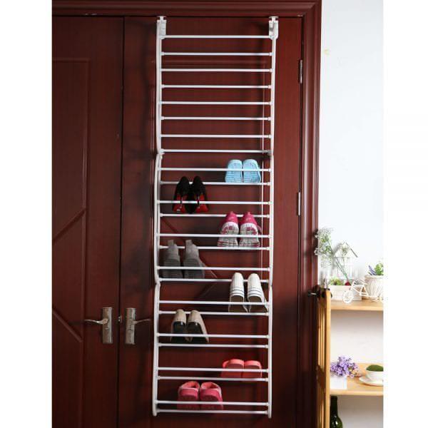 металлическая этажерка на шкаф