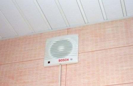 вентилятор вытяжной от известной марки