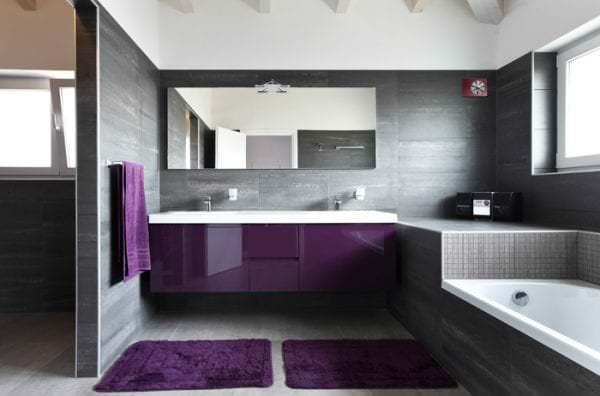 безопасное размещение вытяжных вентиляторов в ванной комнате