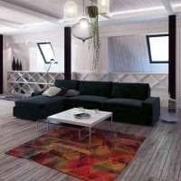 3d проект гостиной картинка