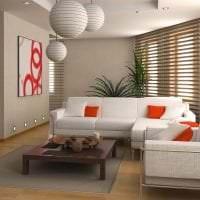 белый диван в стиле спальни картинка