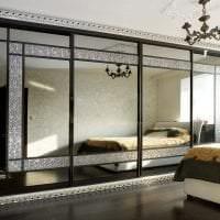 маленький шкаф в стиле спальни картинка