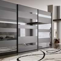 маленький шкаф в стиле коридора фото