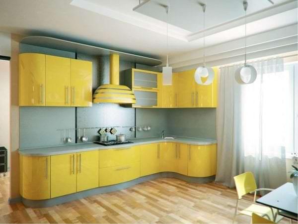 светлая кухня комната стиль картинка