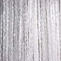 цветные шторы нити в стиле прихожей картинка