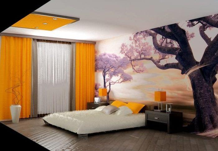аквамарин цвет в дизайне гостиной