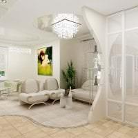 интересный дизайн комнаты фото