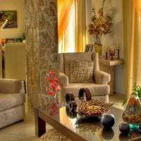 искусственные цветы в стиле коридора фото