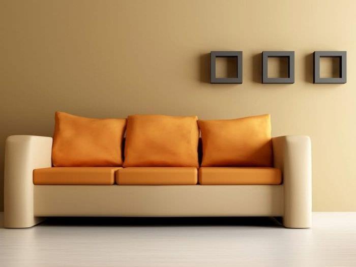 синий цвет в дизайне квартиры