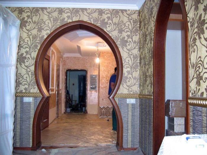 как красиво отделать арку в квартире фото связи взломом