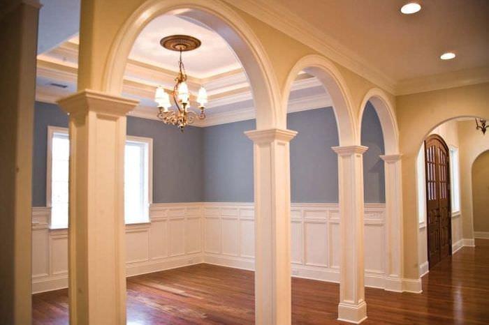 ремонт квартиры фотогалерея арки для