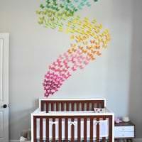 красивые бабочки в стиле комнаты фото