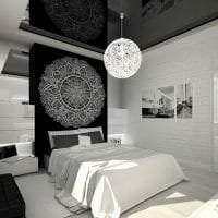 деревянный черный потолок в стиле дома фото