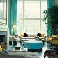 шикарный цвет тиффани в стиле комнаты картинка