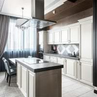яркий дизайн комнаты в стиле деко арт фото