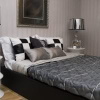 красивый дизайн комнаты в белых тонах картинка