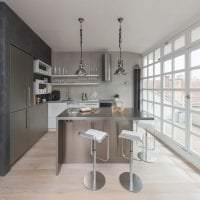 яркий дизайн гостиной в белом цвете картинка
