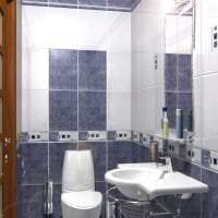 яркий стиль ванной комнаты с душем в светлых тонах фото