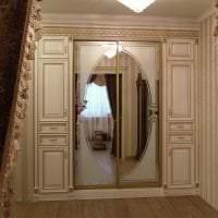 угловой шкаф в стиле спальни фото