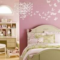 красивые бабочки в стиле комнаты картинка