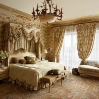 красивый дизайн гостиной в английском стиле фото