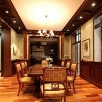 светлый стиль квартиры в английском стиле фото