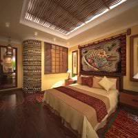 яркий стиль коридора в африканском стиле картинка