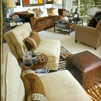 красивый стиль спальни в африканском стиле картинка
