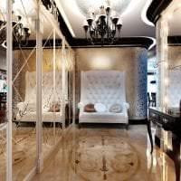 светлый стиль дома в стиле арт деко фото