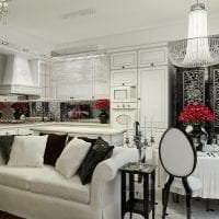 красивый стиль дома в стиле деко арт фото