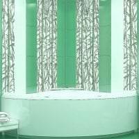 мебель с бамбуком в дизайне коридора фото