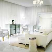 зеленый цвет в дизайне квартиры картинка