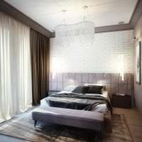 дизайн потолка с раствором бетона в доме картинка